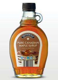 Pure Canadian Maple Syrup, No.1 Medium Grade, 250ml - £2.49 @ Aldi