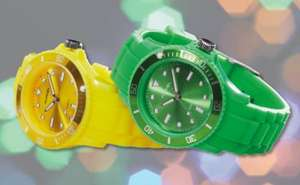 Colourful Watches for £5.99 each @ Lidl from Thursday