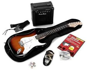 Harley Benson Starter Electric Guitar Set (including Amp) £85.32 delivered @ Thomann