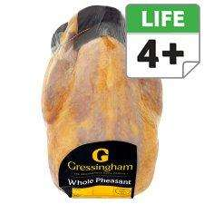 Gressingham Whole Pheasant With Bacon 600G Half Price £3 (From Tomorrow) @ Tesco.com