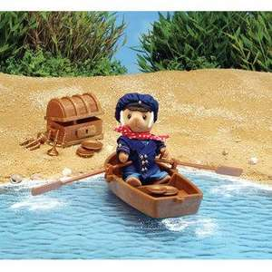 Sylvanian Captain Sea Dog and Boat Only £4.99 Delivered @ Toys R Us