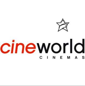 Cineworld £50 gift card for £40