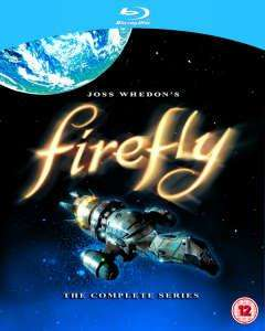 Firefly - The Complete Series Blu-ray Boxset £12.49 delivered @ Sendit