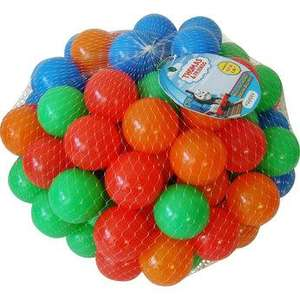 Toysrus 100 Ball Pit Balls £3.99 & Free delivery