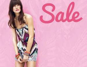 Internacionale sale now on...all sale items save up to 50%