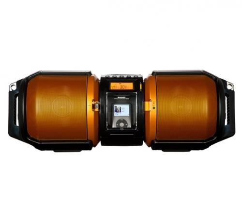 Sharp GX-M10 Boombox-Dock £149 @ Sharp Affinity  100w RMS
