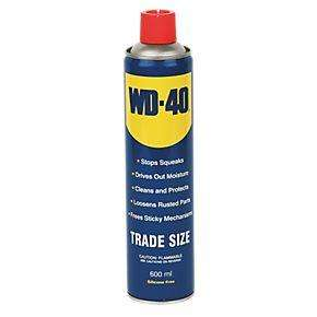 WD-40 600ml ONLY £4.39 @Screwfix (yes....it's a better deal than Poundland)