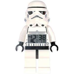 Lego Star Wars Storm Trooper Alarm clock £16.66 delivered to store £19.66 to home @ John Lewis