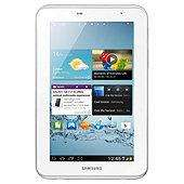 "Samsung Galaxy Tab 2 White 8gb 7""  £148 @ Tesco with code (possible £30 samsung cashback)"