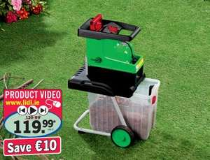 Florabest Electric Garden Shredder £30 @ lidl