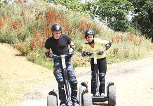 Segway Rally for 2 for only £19! @ BUYAGIFT