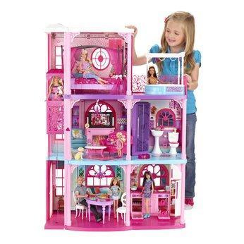Barbie 3 Storey Dream House 99 99 Toys R Us Hotukdeals