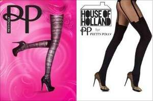 50% off Fashion Tights @ Pretty Polly