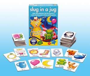 Orchard Toys - Slug in a Jug game £4.67 delivered @Amazon UK
