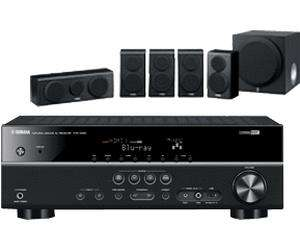 YAMAHA YHT-398 AV, includes 5.1 speakers £249.95 @ Richer Sounds, INSTORE only.