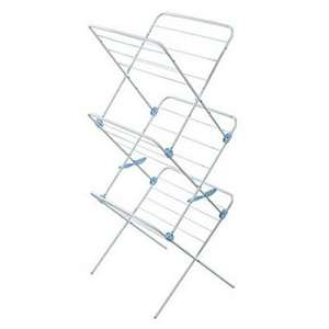 3 Tier Clothes Airer, £9.00 Click + Collect @ Asda