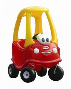 Little Tykes Red Cozy Coupe - Asda Instore - £15
