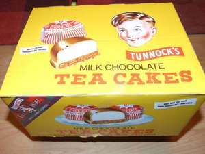 36 Tunnocks Teacakes £3.99 @ Tesco instore