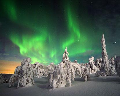 7 nights half board in Lapland £499- TCB, Quidco GROUPON transun.co.uk