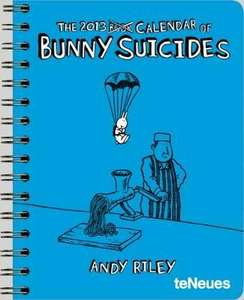2013 Bunny Suicides Deluxe Diary £7.69 free delivery or collect in store Waterstones