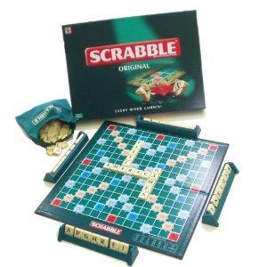 Scrabble original board game, £11.22 @ Argos