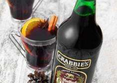 Crabbies Mulled ginger wine £3.49 70cl bottle...Gawjus @ Tesco