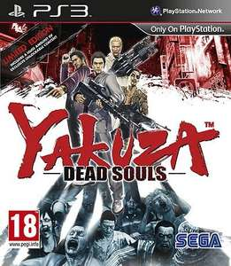 Yakuza: Dead Souls - Limited Edition (PS3) for £7.95 @ The Game Collection