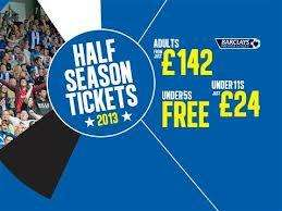 Final nine home Wigan Fc games of season available from just £142 for adults and £24 for under 11s