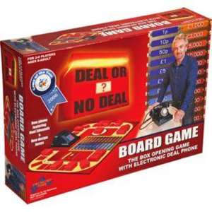 Deal or No Deal Board Game @ Argos only £14.99