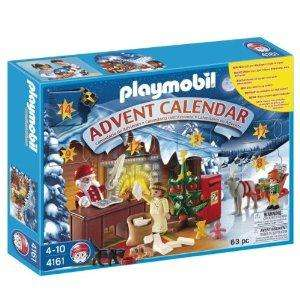 Playmobil Advent Calendar Christmas Post Office 4161 at Asda