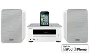 ONKYO CS245 White Mini System INC Speakers for £99.95 @ Richer Sounds