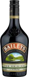 1 Litre of Baileys was £18 now £12 @Bargain Booze