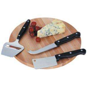 Kitchencraft Deluxe Cheese Board Serving Set £4.99 delivered @ Amazon