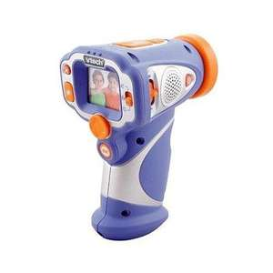 VTech Kidizoom Videocam Blue for £29 at Tesco Direct