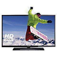 """Celcus 47"""" Full HD 1080p LED 3D Smart TV with 4 Pairs of 3D Glasses price with code, £369 @ Sainsburys"""