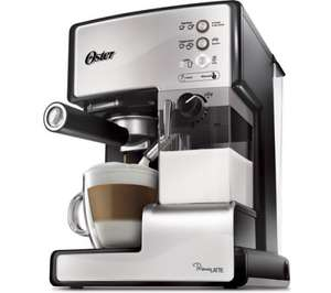 Oster Automatic Espresso, Latte and Cappuccino Maker--Half Price-£99.99-Currys
