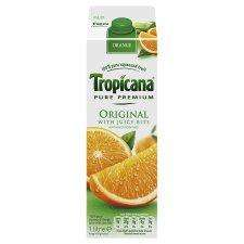 3 bottles of Tropicana 1L juice for £2.50 in store @Tesco