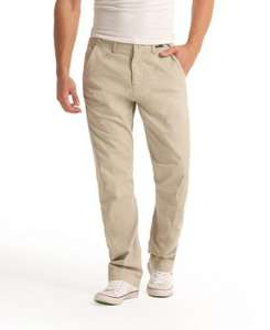 Mens Superdry Replica Chino Pant Trousers £19.99 Ebay Superdry outlet!