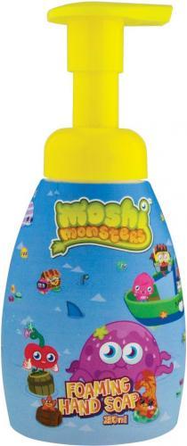 Moshi Monsters foaming hand soap (250ml) Now £1.00 @ Asda