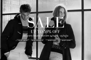 gant.co.uk Winter Sale
