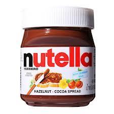 Nutella spread 750g @ £2.69 (no VAT) at Costco.