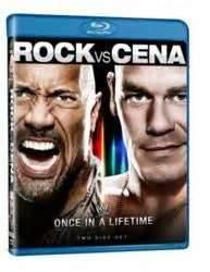 Rock vs. Cena - Once in a Lifetime Blu-ray (2 Discs) 9.99