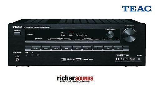 Teac AG-D200 3D Ready 7.1 Surround £99.95 @ Richer Sounds e-bay outlet