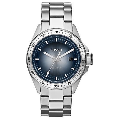 "Fossil ""Decker"" Men's Bracelet Watch - £37.50 (Half Price) online @ John Lewis"