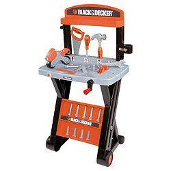 Black & Decker My First Work Bench TESCO £14.50 was £40