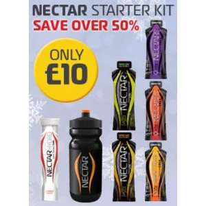 Only pay postage £3 for the £10 taster kit @ athlete store