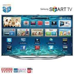 Samsung UE55ES8000 55 Inch Smart 3D LED TV  - £1607 inc 2% cashback at Direct Tvs