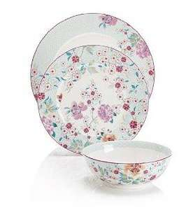 12 Piece Geisha Dinner Set   £45  was £ 85   @  M&S  Free store collection