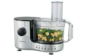 Kenwood FP126 Compact Food Processor - Silver @ Argos £17.99 Reserve to Collect only less than half price