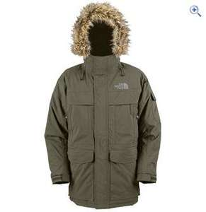 The North Face McMurdo Men's Parka 136.67 @'go outdoors